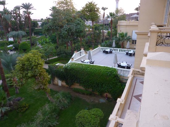 Sofitel Winter Palace Luxor : View from the room