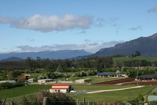 Carinya Farm Holiday Retreat: Surrounding area