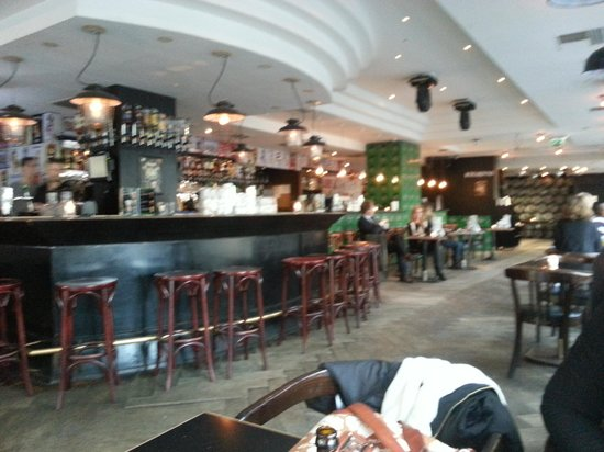 Heineken Hoek - Grand Cafe: Bar1