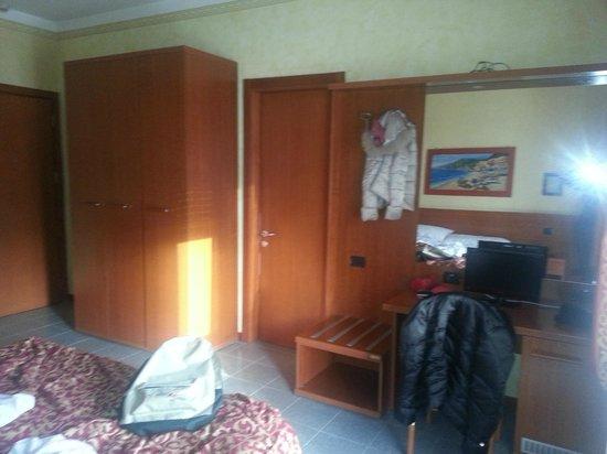 Hotel Jonico : la nostra camera