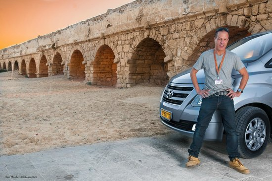 Ron Lev-Your Private Day Tour Guide in Israel