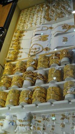 Old Souk: золотой выбор