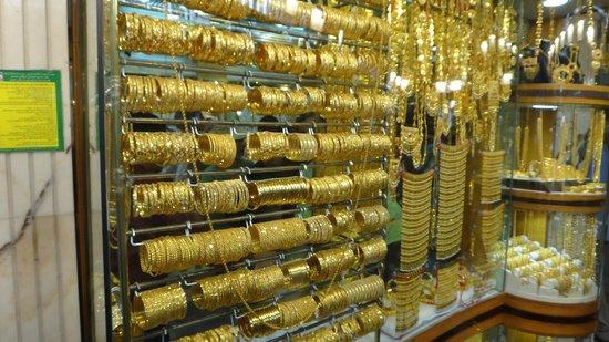 Old Souk: золотые россыпи