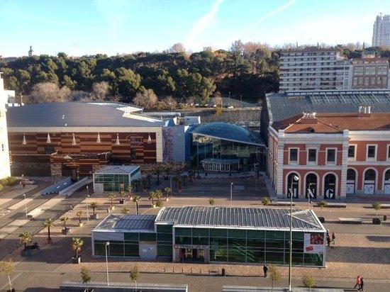 Hotel Acta Madfor : Cinesa Principe PIo