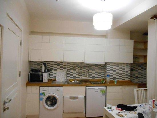 Cozy Flats : kitchen