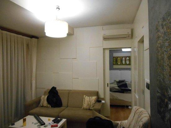 Cozy Flats : living room