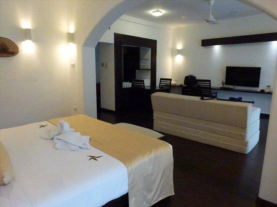 The Grand Udawalawe Safari Resort : The Suite