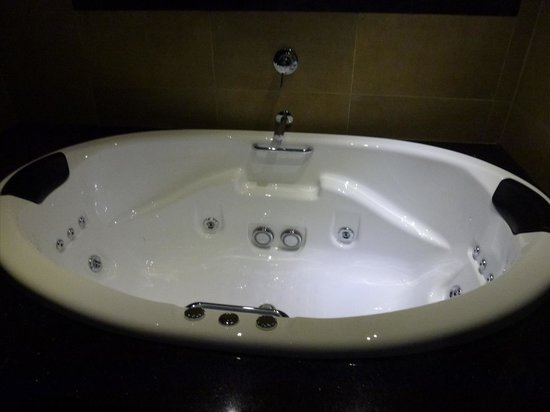 The Grand Udawalawe Safari Resort : Bath