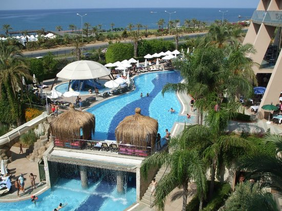 Long Beach Resort Hotel Spa Havuz Plaj