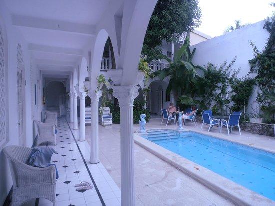 Hostal Casa Mara: piscina