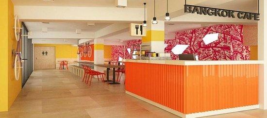 63 Bangkok Boutique Residence Ekamai: 63 Bangkok Cafe