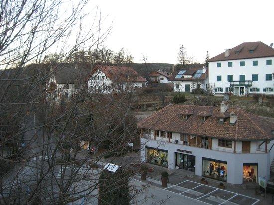 Hotel Dolomiten: panorama ultimo piano
