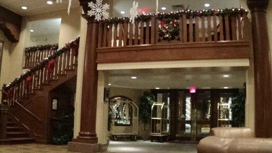 Grand Canyon Hotel: Lobby
