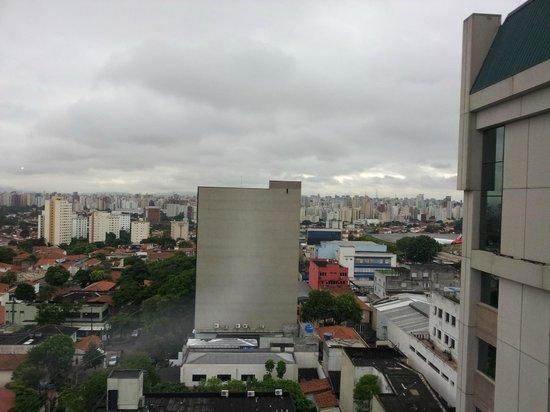Ibis Sao Paulo Congonhas: Sampa aos meus pés