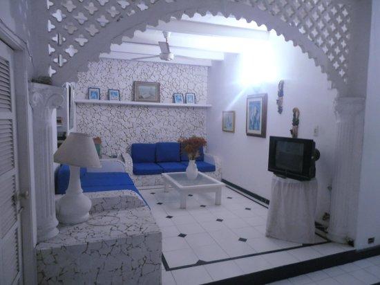 Hostal Casa Mara : sala de estarl