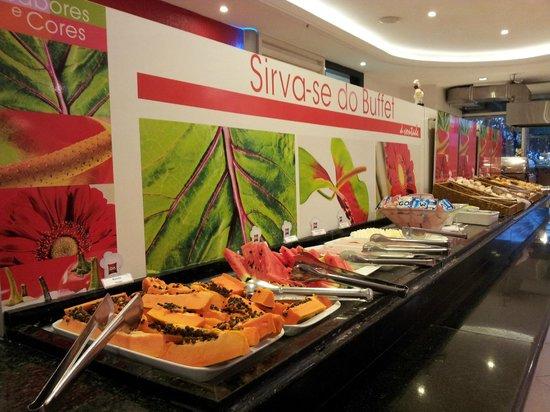 Ibis Sao Paulo Congonhas: Café da manhã