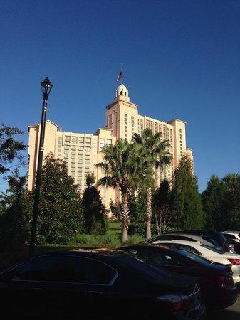 JW Marriott Orlando, Grande Lakes: Hotel