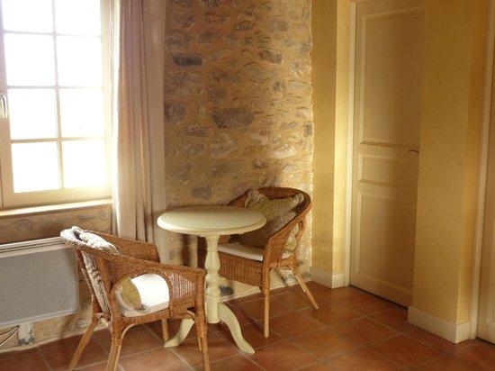 Domaine Le Muret : La chambre