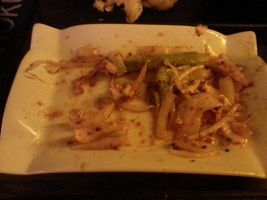 SOKO: Chili asparagus