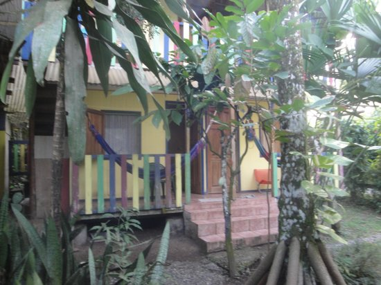 Centro Turistico Brigitte: My home at Cahuita