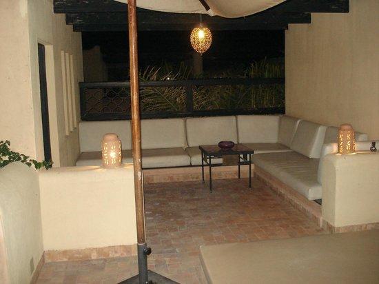 Club Med Marrakech le Riad : la terrasse de la suite