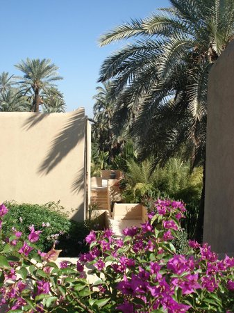 Club Med Marrakech le Riad: une des vue de la terrasse