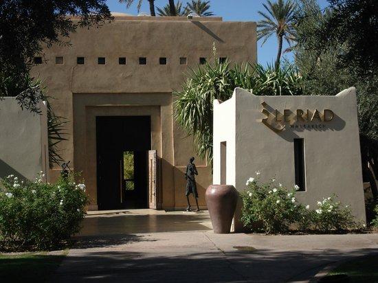 Club Med Marrakech le Riad: l'entrée du riad