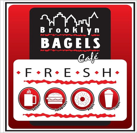 Brooklyn Bagels Cafe: Open Late everyday