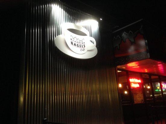 Brooklyn Bagels Cafe: FRESH Coffee