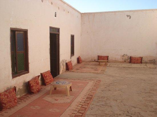 Club Med Marrakech le Riad : le thé chez l'habitant