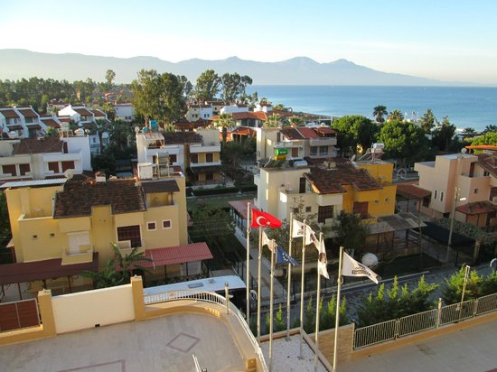Ephesia Hotel : Surrounding area