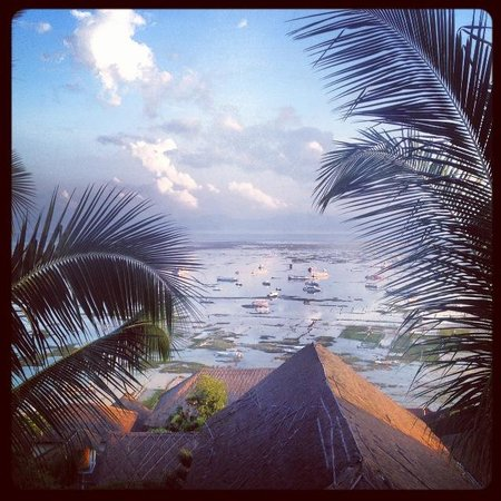 Lembongan Harmony Villas: View from our villa