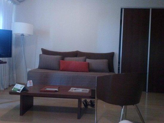 Palermo Suites: sillon de la habitacion