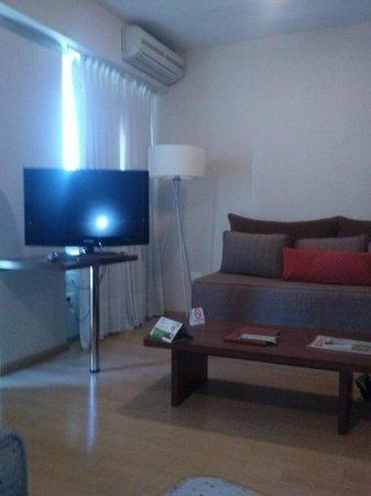 Palermo Suites: habitacion