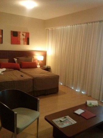 Palermo Suites: dormitorio