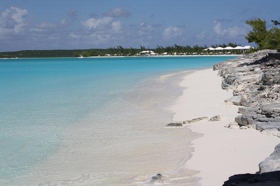 Cape Santa Maria Beach Resort & Villas : Spiaggia vicina al CSM