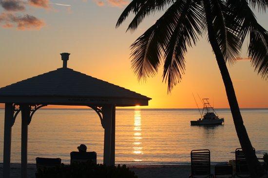 Cape Santa Maria Beach Resort & Villas : Tramonto al CSM