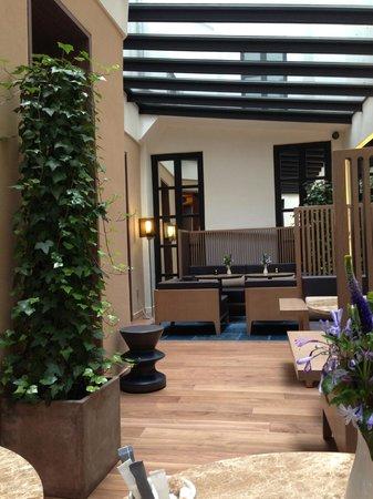 Hotel De Nell: Lounge