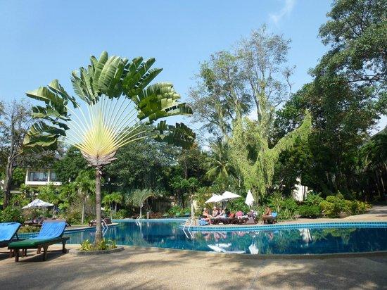 Green Park Resort: Schöne Poolanlage