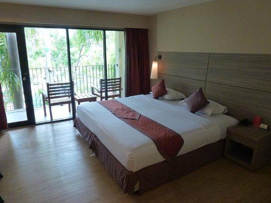 Green Park Resort: Geräumige Zimmer