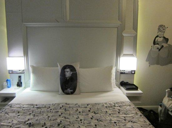 W Paris - Opéra: Bed