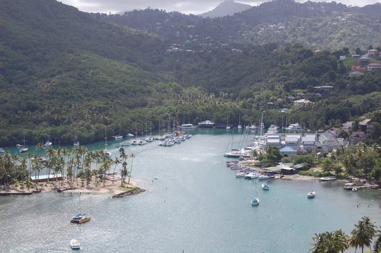 Oasis Marigot: Marigot Bay