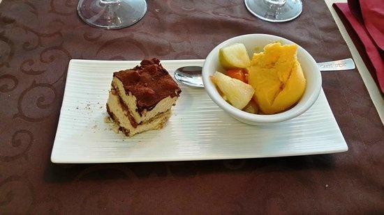 Ou Kiang : Le dessert