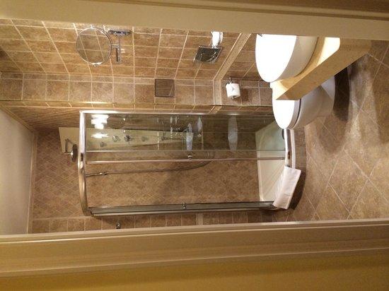 Hotel General: Additional bathroom