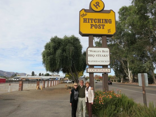 The Hitching Post Restaurant Buellton Ca