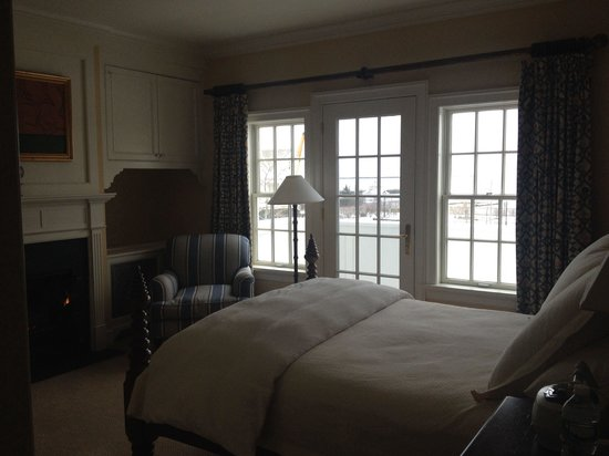 Inn at Stonington: Room 9