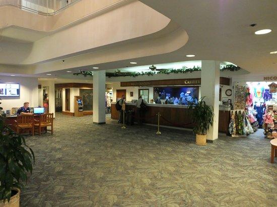 The Imperial Hawaii Resort at Waikiki: Hotel Reception..!