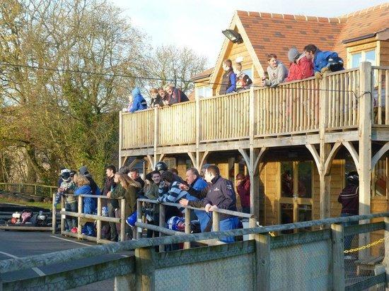 Herefordshire Raceway: Spectators