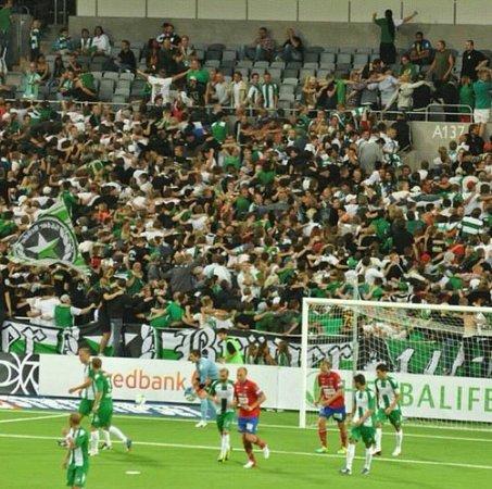 Tele2 Arena : Nya söderstadion Hammarbys hem