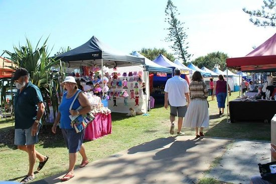 Beachcomber International Resort: Sunday market